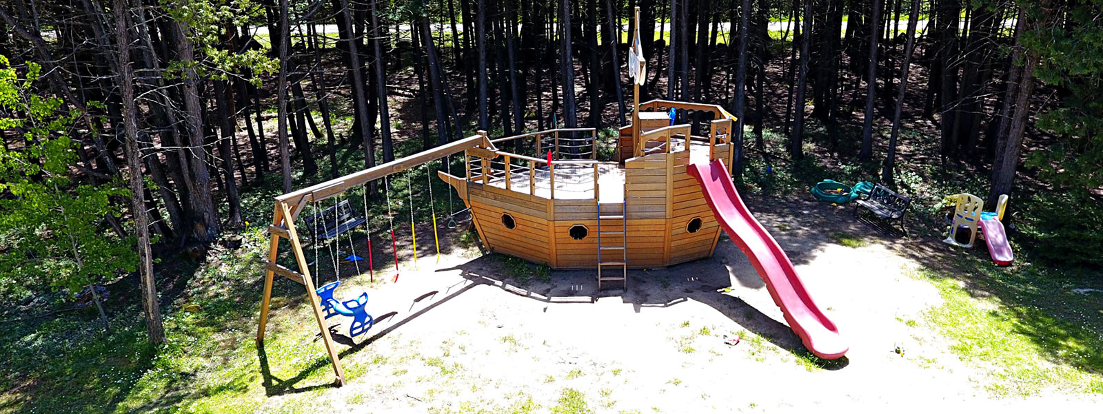 Ship Play Center